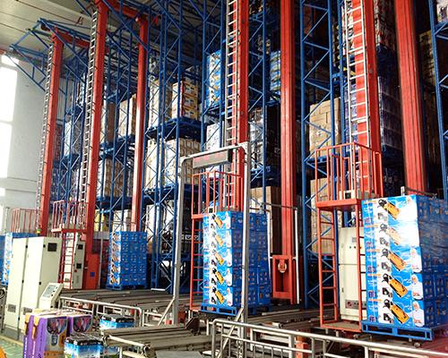 武汉自动化立体库货架