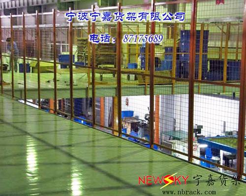 武汉车间货架平台